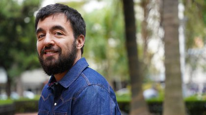 Blas Radi entrevista retrato
