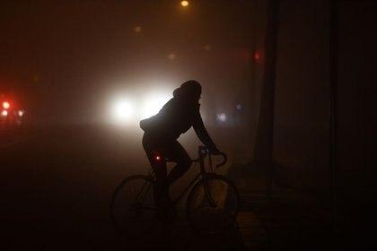 Niebla Foto: Reuters/Clodagh Kilcoyne