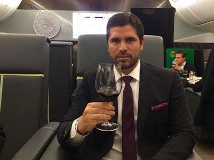 El actor Eduardo Verástegui  viajó junto a Enrique Peña Nieto  en el avión presidencial (Foto: Archivo)