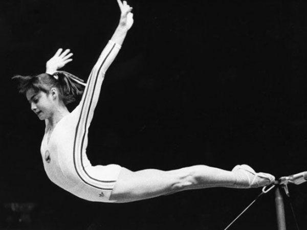 Nadia Comaneci es una leyenda mundial de la gimnasia