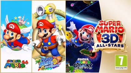Estos títulos de la franquicia fueron remasterizados (Foto: Cortesía de Nintendo)