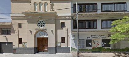 El Instituto San José Obrero, actualmente llamado San Francisco Javier, donde habrían ocurrido los abusos