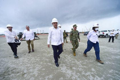 El mandatario coquetea con la posibilidad de una nueva reforma energética en 2021 (Foto: Cortesía Presidencia)