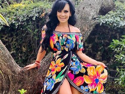 (Foto: Instagram de Maribel Guardia)