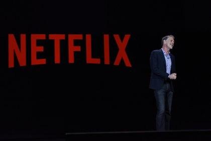 Reed Hastings, es el fundador y director ejecutivo de Netflix. (Foto: Bloomberg por David Paul Morris)