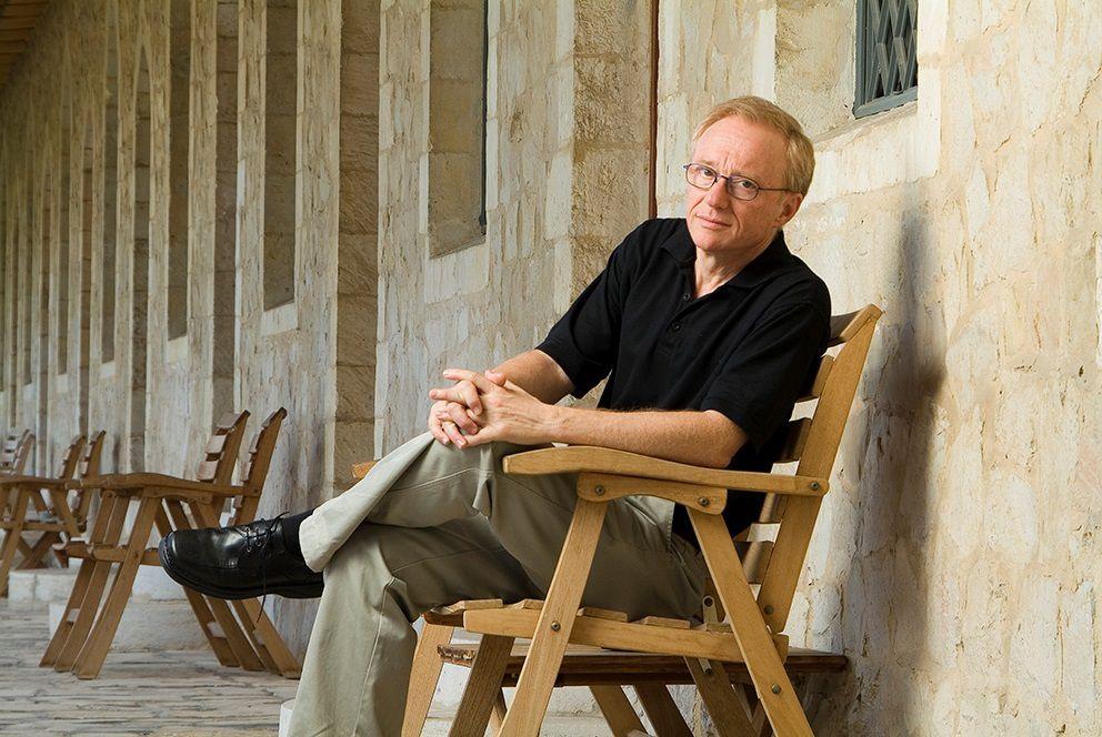 El escritor israelí David Grossman. EFE/Kobi Kamanovitz/Foto cedida