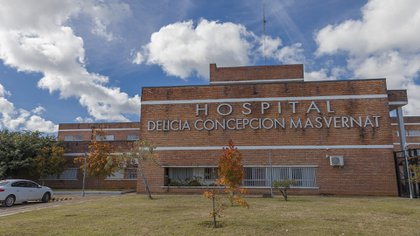 El Hospital Delicia Concepción Masvernat de Concordia
