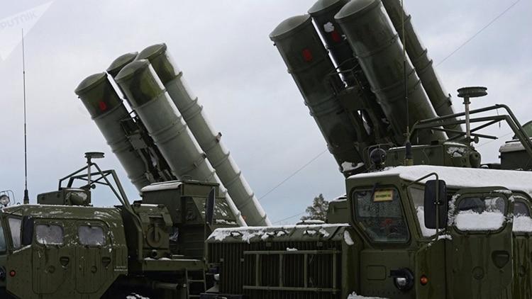 El sistema antimisiles S-400, como el que Turquíacompró a Rusia