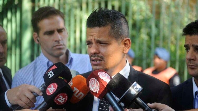 El abogado Alejandro Cipolla
