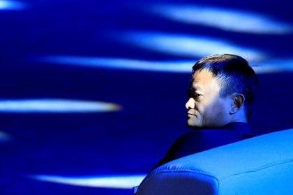 El magnate chino, fundador del grupo empresarial Alibaba, Jack Ma