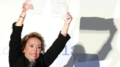 Progressive Social Networks, partido afiliado a Cordilo, ha sido confirmada como organización registrada por la TEPJF (Foto: AP)
