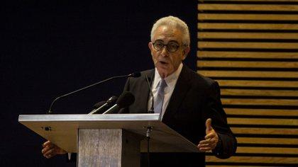El expresidente Ernesto Zedillo indicó que el gobierno federal debe aumentar la deuda pública y generar empleos para superar crisis económica por COVID-19 (Foto: Galo Cañas/ Cuartoscuro)