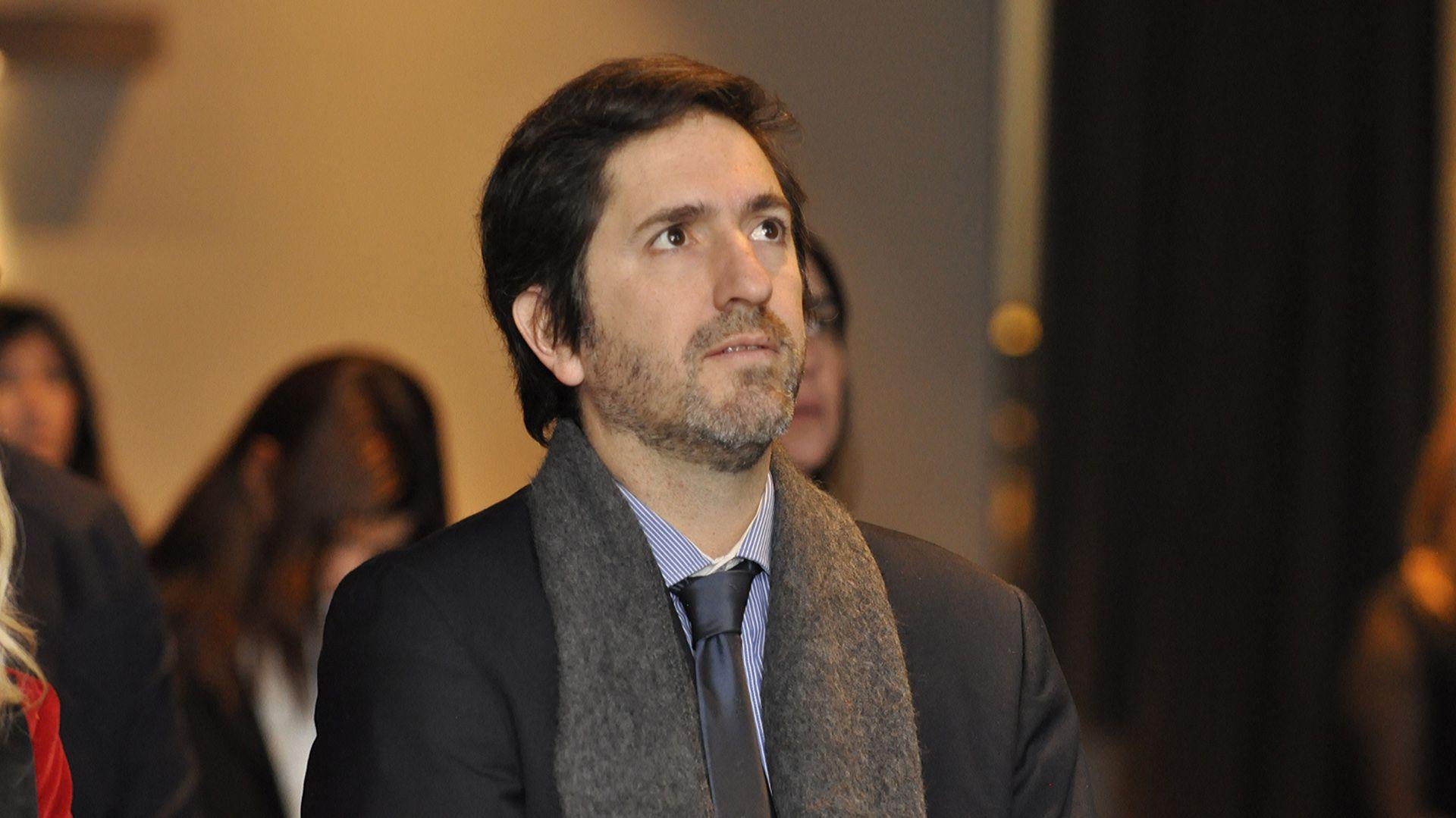 Sebastián Casanello (Foto: Adrián Escandar)