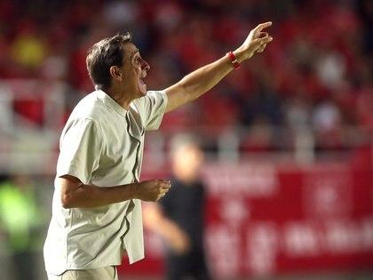 Guimarães elogió a Reinaldo Rueda.  REUTERS/Luisa Gonzalez