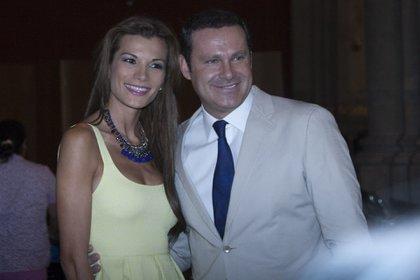El conductor mexicano, Alan Tacher, y su esposa Cristy Bernal resultaron positivos a coronavirus (FOTO: FRANCISCO RODRÍGUEZ /CUARTOSCURO)