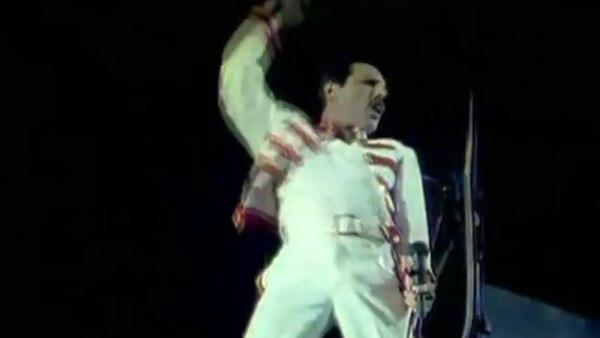 El músico compuso el hit pensando en el Manchester United (Captura de Youtube)