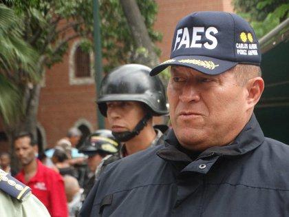 MG (GNB) Carlos Alfredo Pérez Ampueda