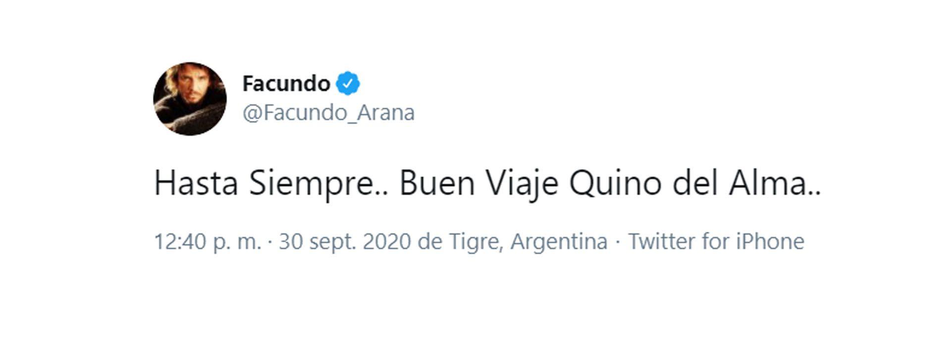 tuits famosos quino nuevo