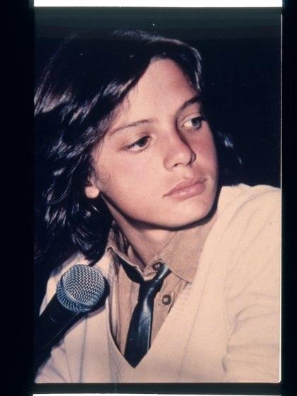 Luis Miguel, como su padre, debutó como artista siendo un niño