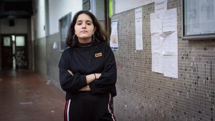 """""""El feminismo fue el descubrimiento de un abecé"""", afirma Ofelia Fernández."""