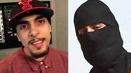 El yihadista John, antes y después de unirse al Estado Islámico  163