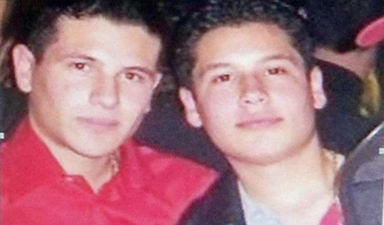 Iván y Jesús Alfredo Guzmán, siguieron los pasos de su padre en el narcotráfico (Foto: archivo)