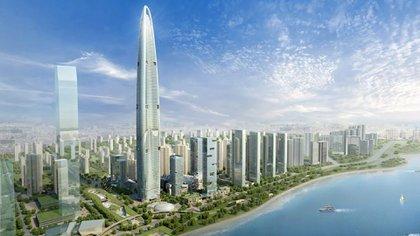 Incluirá  unos 200.000 de oficinas, 50.000 de departamentos de lujo y condominios y unos 45.000 para un hotel de cinco estrellas