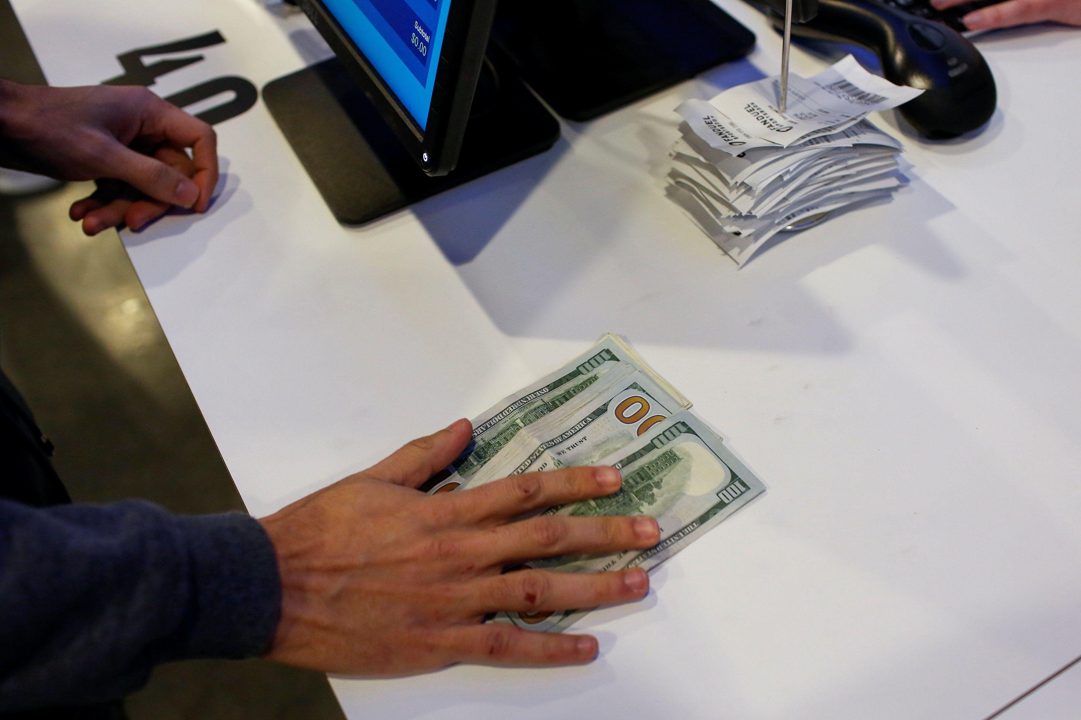 El empresario apuesta con los menores riesgos posibles (Foto: Eduardo Muñoz/ Reuters)