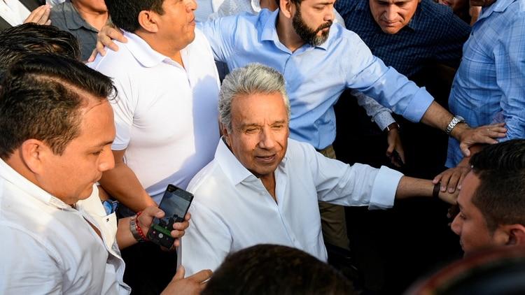 Lenín Moreno, presidente de Ecuador (Reuters)