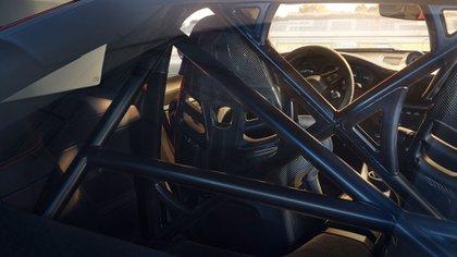 Butacas deportivas y jaula antivuelco para el Porsche 911 GT3 (Porsche)