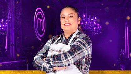 Diana Esquivel (Foto: Cortesía TV Azteca/MasterChef México)