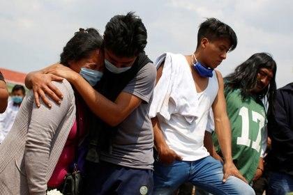 La pandemia de COVID-19 se ha cobrado en México más de 8,000 muertos y ha supuesto un gran reto para las instituciones del Estado (Foto: Gustavo Graf/ Reuters)
