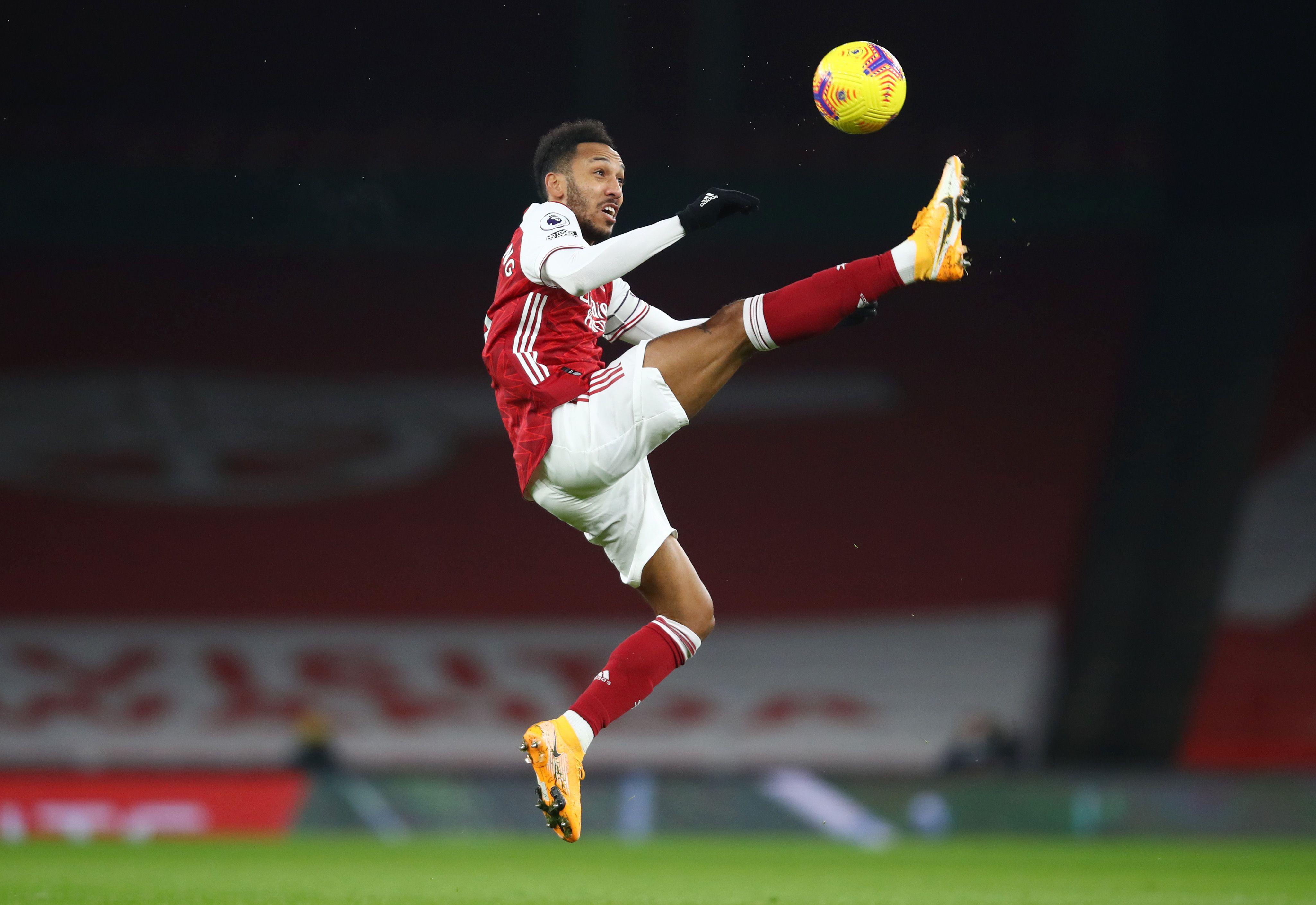 6) Pierre-Emerick Aubameyang, Arsenal, USD 17,81 millones