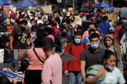 La epidemia de coronavirus en México ha provocado la muerte de más de 115,000 personas (Foto: Reuters/Gustavo Graf)