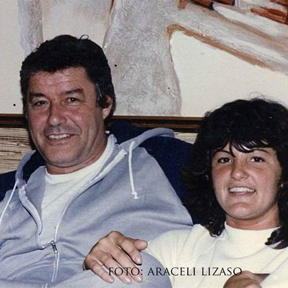 Guy Williams y Araceli Lisazo