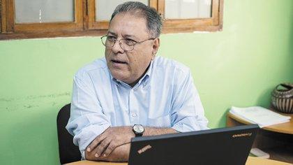 """""""Ortega rompió ya su propio récord de deuda externa"""", dice el economista Enrique Sáenz. (Foto cortesía de La Prensa)"""