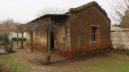 Casa donde el médico personal de Juan Domingo Perón, señala como la del natalicio del líder del Justicialismo, el 7 de octubre de 1893