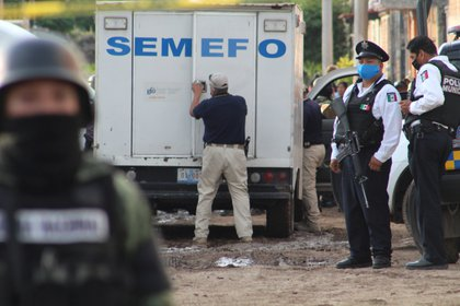Los anexos en Guanajuato se han convertido en centros de ventas de droga y reclutamiento del Cártel Jalisco Nueva Generación (Foto:REUTERS/Karla Ramos)