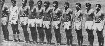 El once mexicano que fracasó en Haití en 1973 (Foto: Especial)