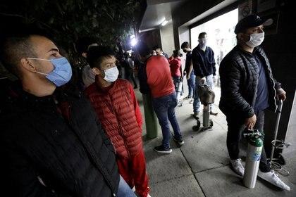 México espera que la peor parte de la pandemia ocurra entre diciembre y enero (Foto: Gustavo Graf/ Reuters)