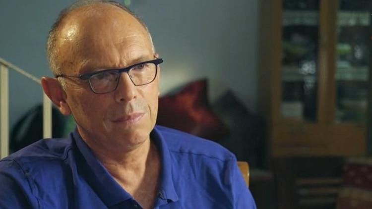 Uzi Shaya, ex agente del Mossad (Channel 12)