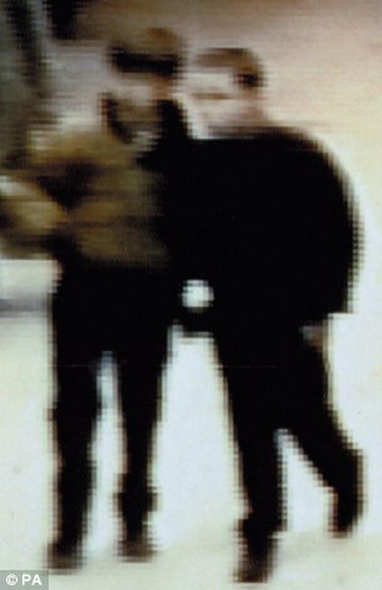 Los niños en la imagen de las cámaras de seguridad: en el juicio se ventiló una vida difícil, con violencia familiar y problemas de conducta