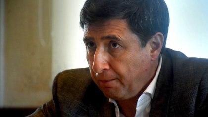 Daniel Arroyo, el hombre que había quedado en el centro de la escena luego de que su cartera efectuara una compra sospechada de sobreprecios (Nicolás Stulberg)