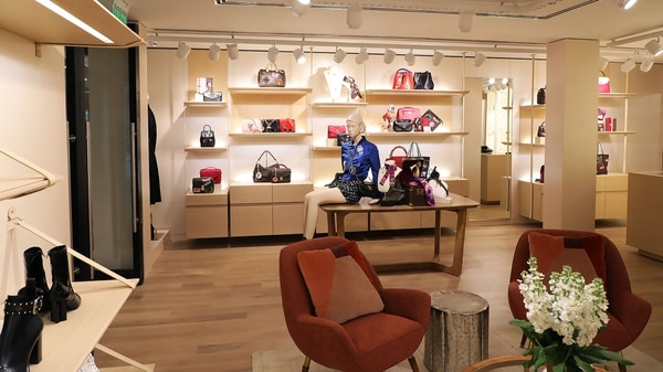 La marca francesa Louis Vuitton regresó a Buenos Aires con una exclusiva boutique (Foto: Christian Bochichio)