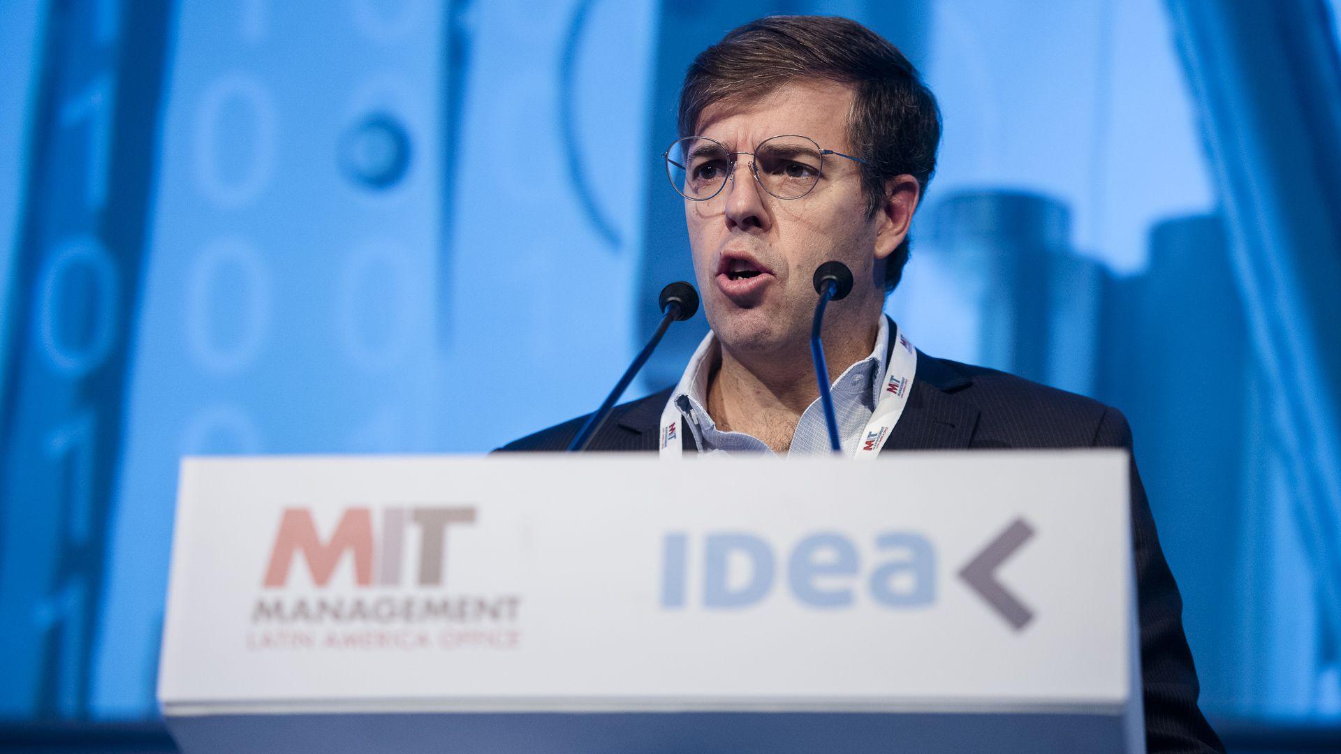 Javier Goñi, CEO de Ledesma (Adrián Escandar)
