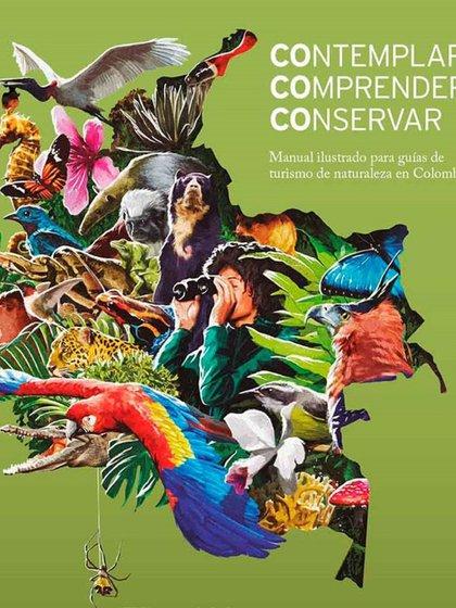 Primer guía de turismo natural en el país. Foto: Cortesía Ministerio de Comercio, Industria y Turismo.