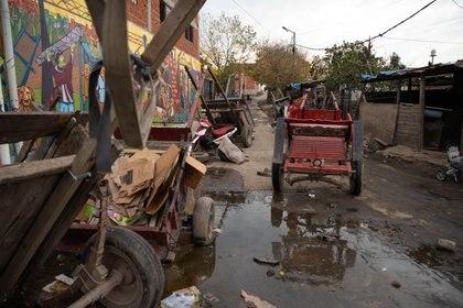 El 15% de la población de Villa Itatí no tiene acceso al agua en el interior de su casa.