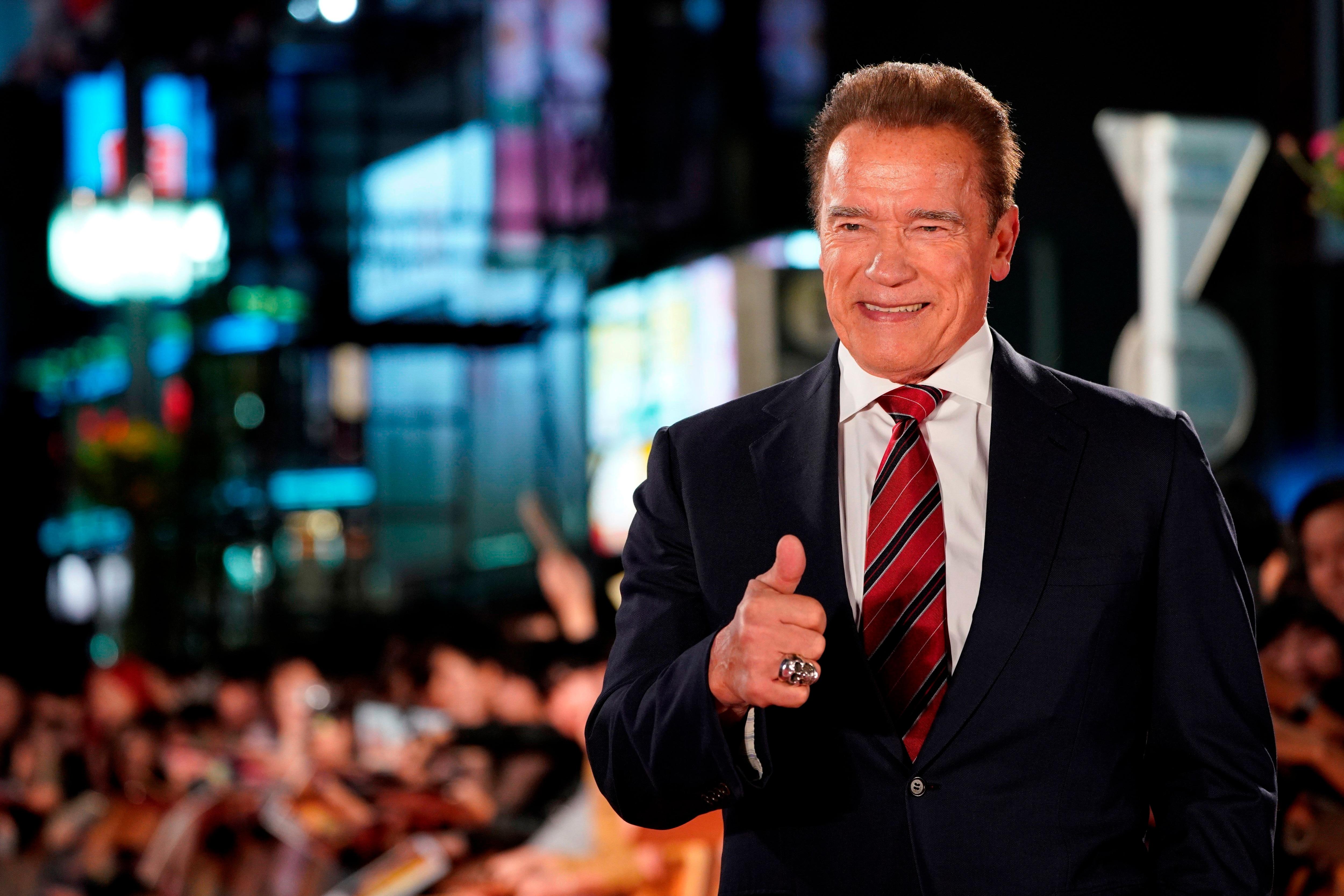 Arnold Schwarzenegger ficha por Netflix para una serie de espías (Crédito: EFE / Franck Robichon)