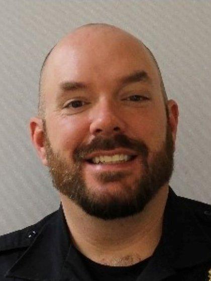 """El agente de la Policía del Capitolio, William """"Billy"""" Evans, asesinado en el ataque del viernes. U.S. Capitol Police/Handout via REUTERS"""