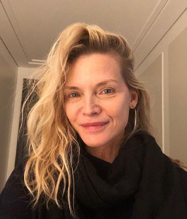 La actriz compartió esta imagen en Instagram por el Día de Acción de Gracias (Foto: Instagram)